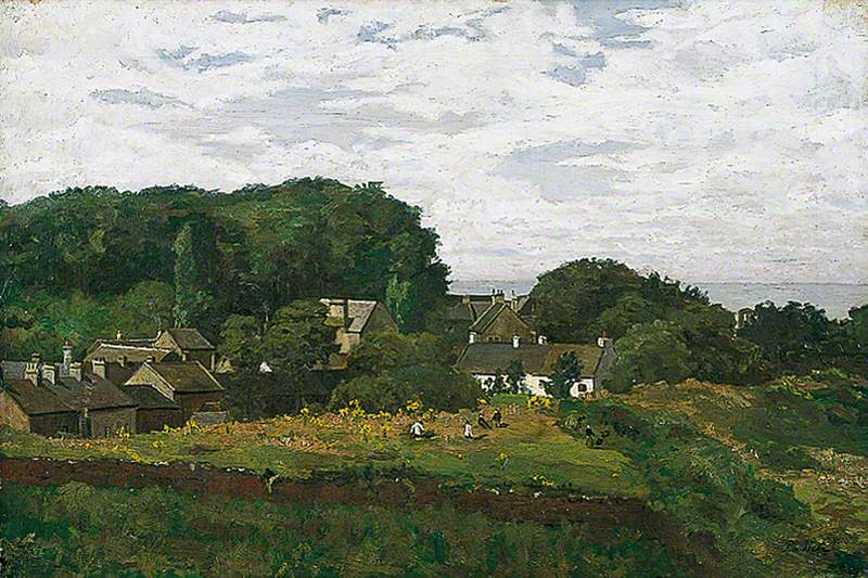 Whin Hill, the Common, Southwold, Suffolk