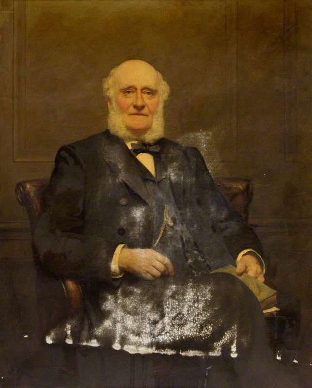 Alderman Walton Turner