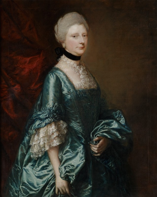 Harriet, Viscountess Tracy