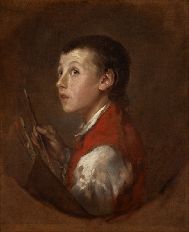 Portrait of an Unknown Youth (The Pitminster Boy)