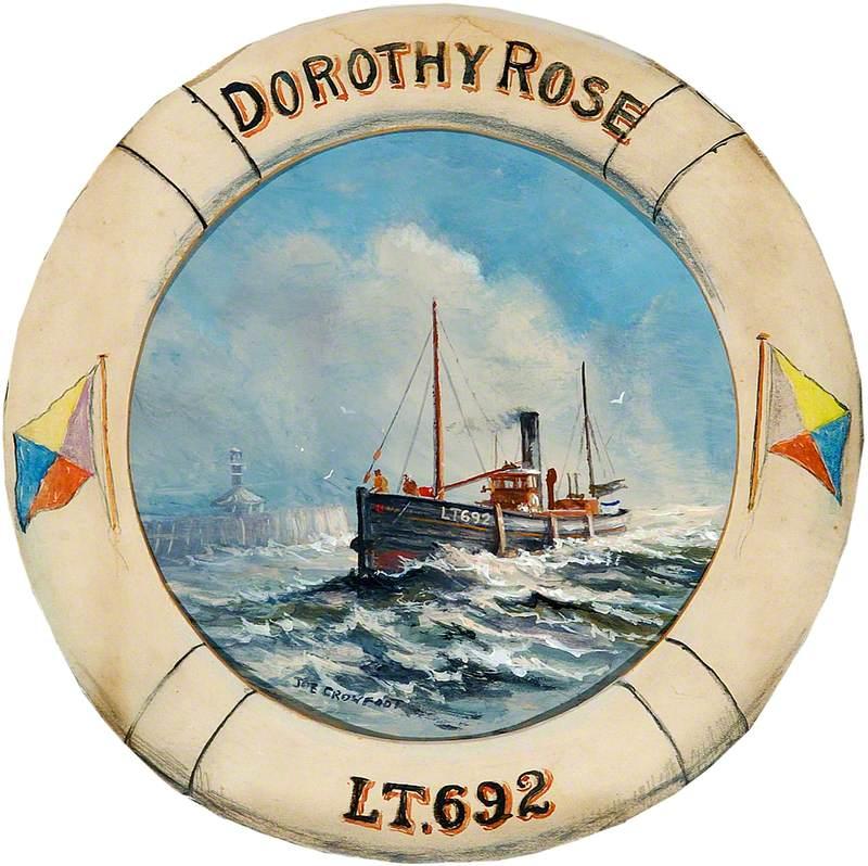 'Dorothy Rose' LT692