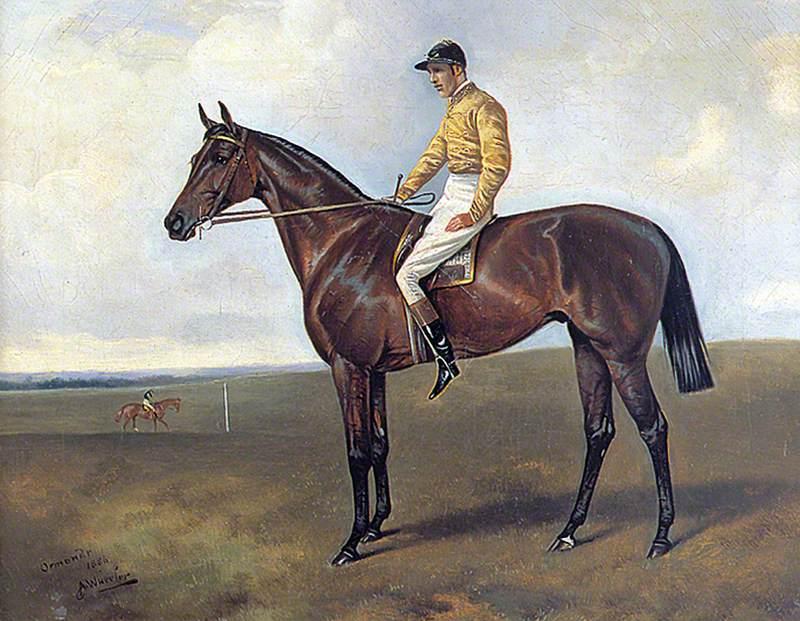 'Ormonde', F. Archer up