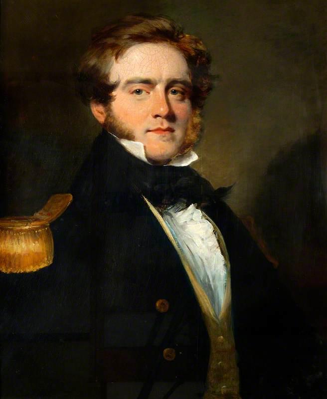 Admiral Henry John Rous (1791–1877)