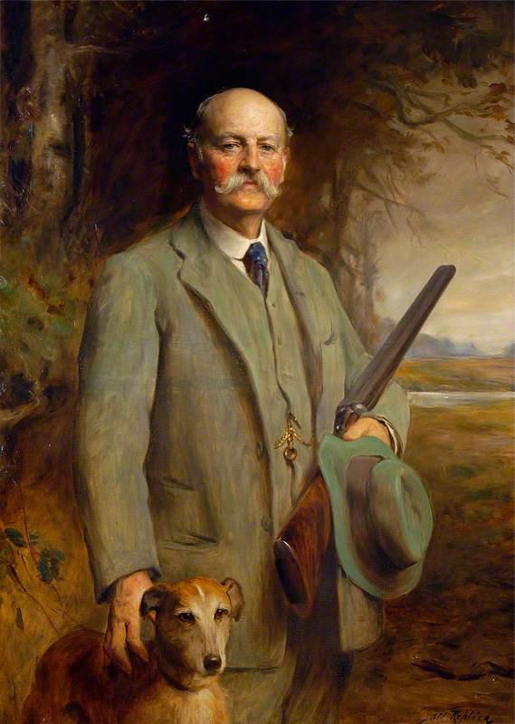 Sir Walter Greene (1869–1947), Bt, Politician