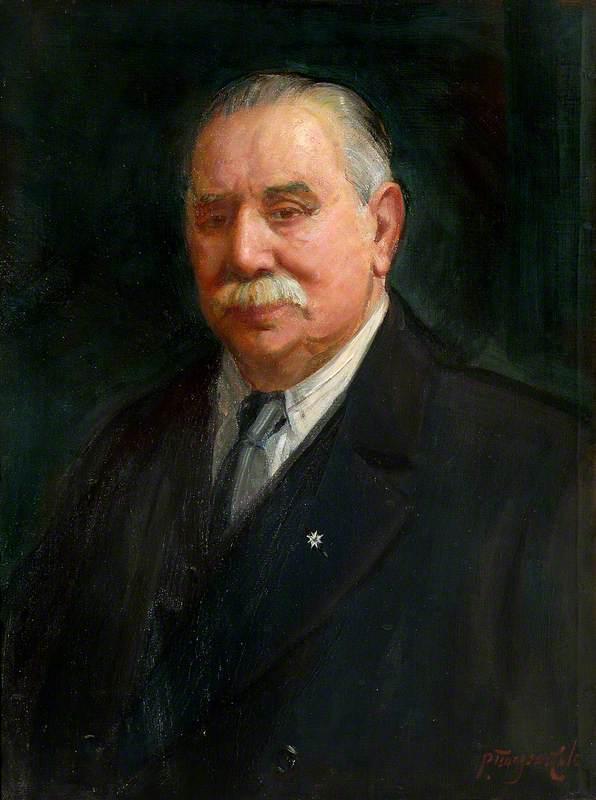 Alderman William F. Paul