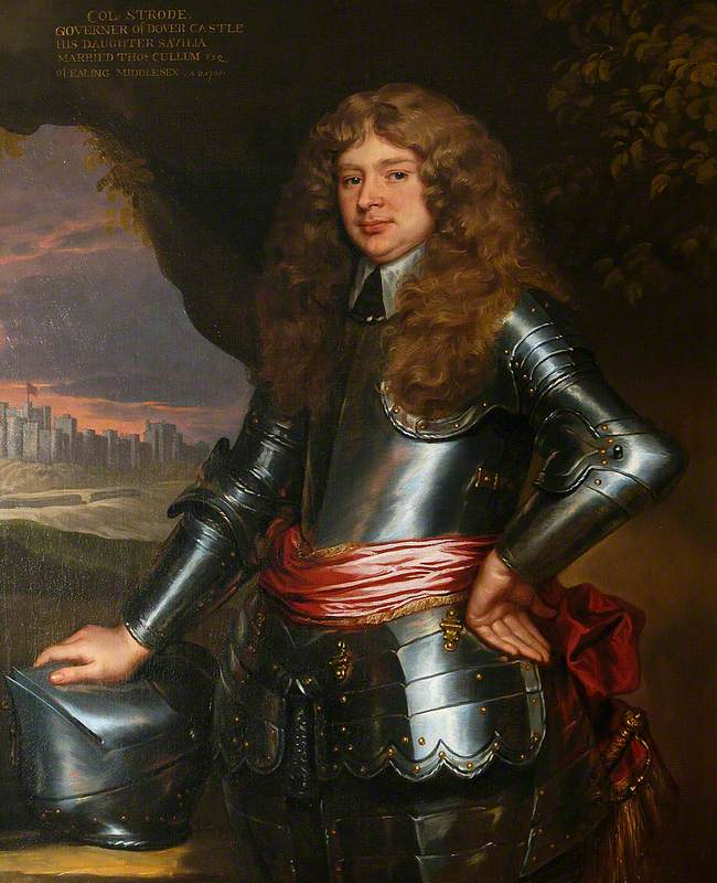Colonel John Strode