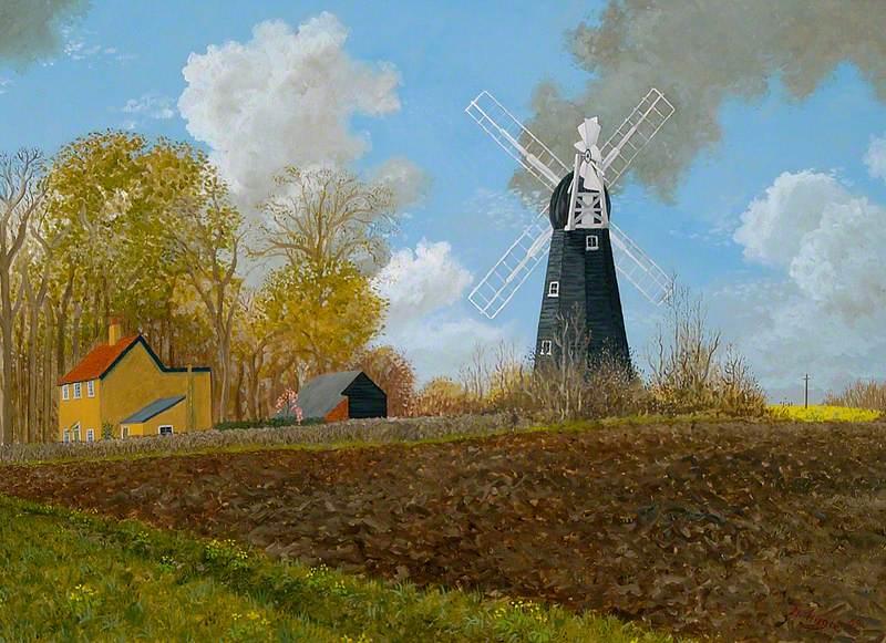 Thurlow Mill, Suffolk
