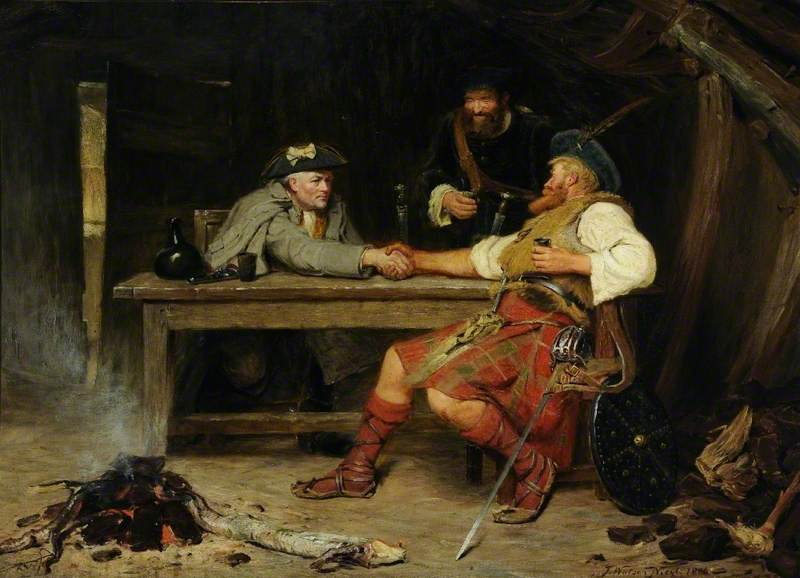 For Better, for Worse: Rob Roy and the Bailie