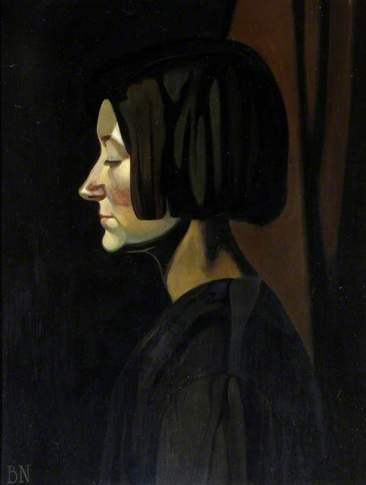 1917 (portrait of Edie)
