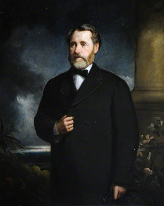 Mark Firth (1819–1880), Mayor of Sheffield (1874)