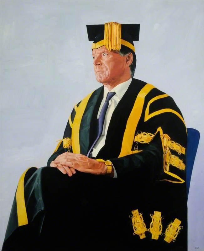 John Stoddart, Principal, Sheffield Hallam University (c.1983–1998)
