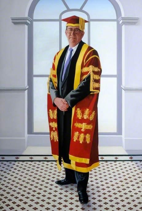 Sir Bryan Nicholson, Chancellor of Sheffield Hallam University (c.1994–2001)