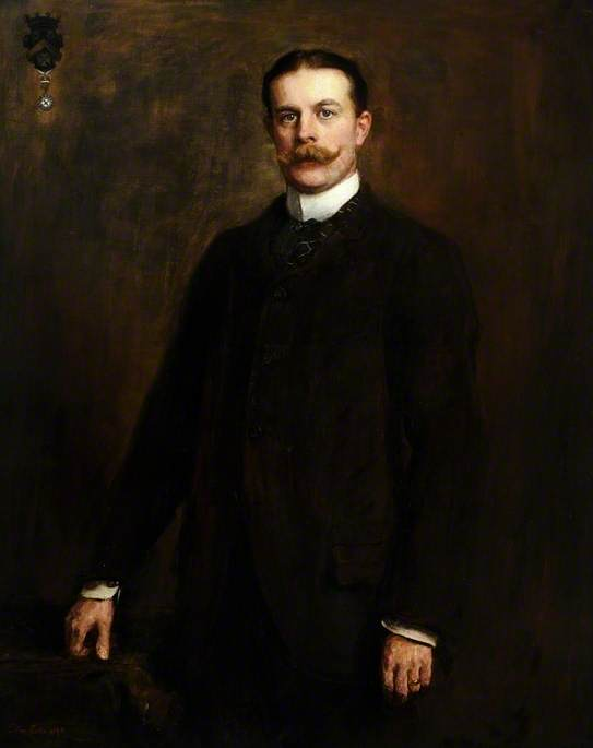Robert Offley Ashburton Crewe-Milnes (1858–1945), 2nd Lord Haughton, Marquess of Crewe