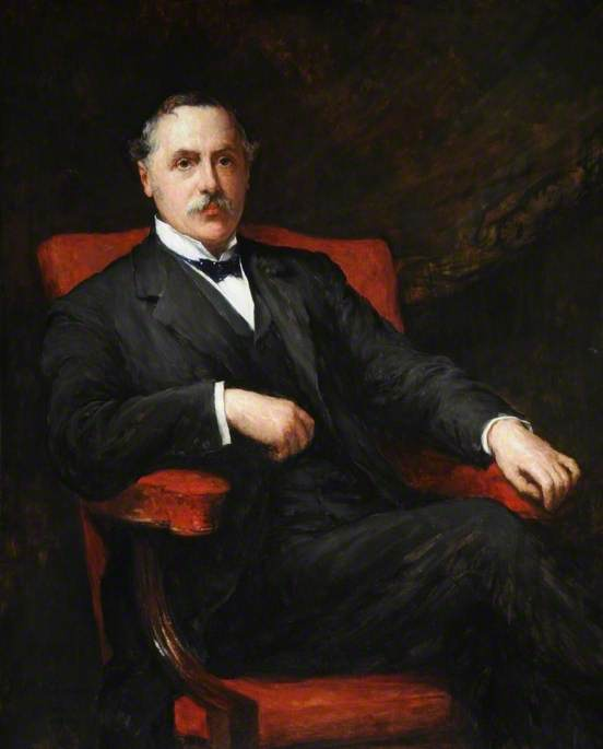 Sir George Franklin (d.1916)