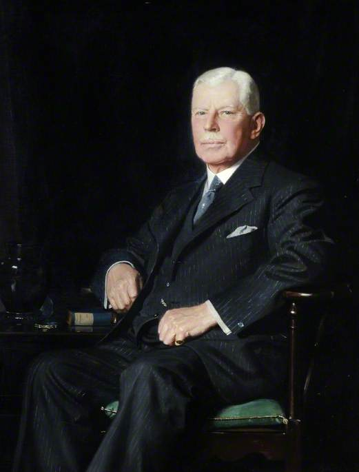 Sir Henry Kenyon Stephenson (1865–1947), Treasurer of the University of Sheffield