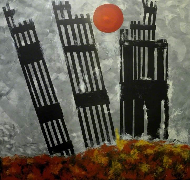 Ground Zero, 9/11 No. 4*