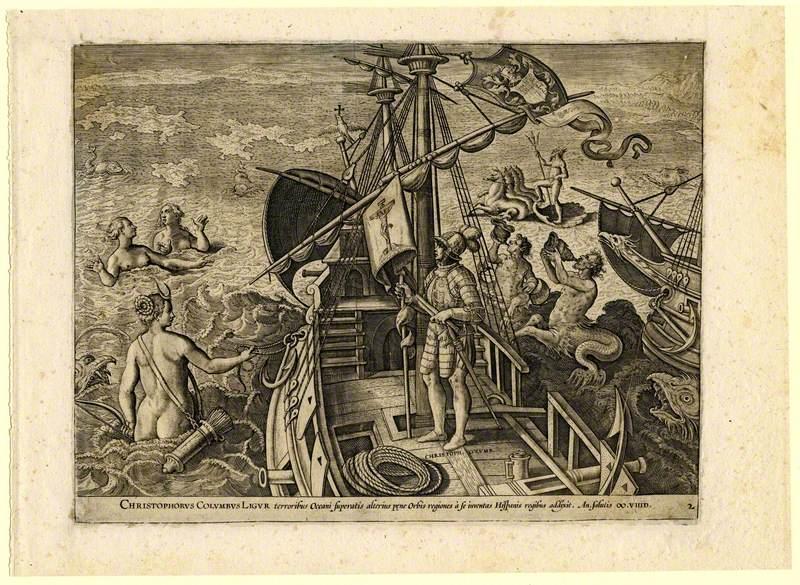 Christopher Columbus (1451–1506)