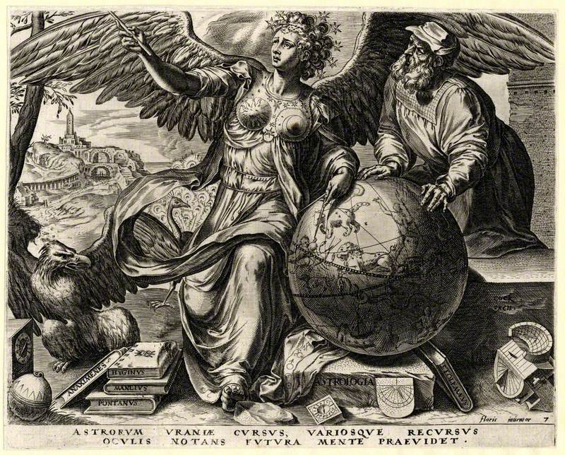 Allegory of Astronomy
