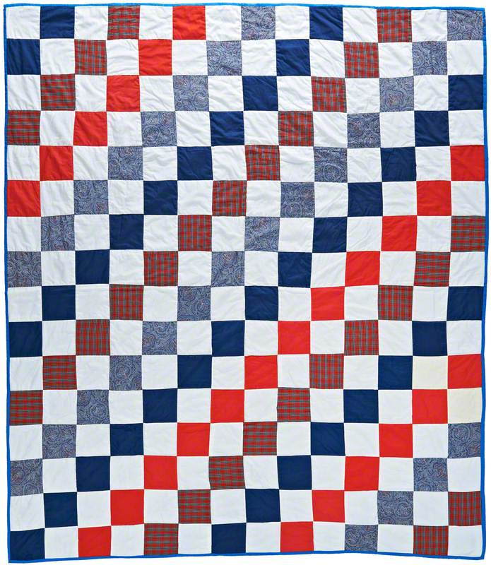 Gee's Bend One-Patch Quilt