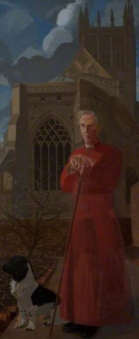 John Monier Bickersteth (b.1921), Bishop of Wells (1975–1987)