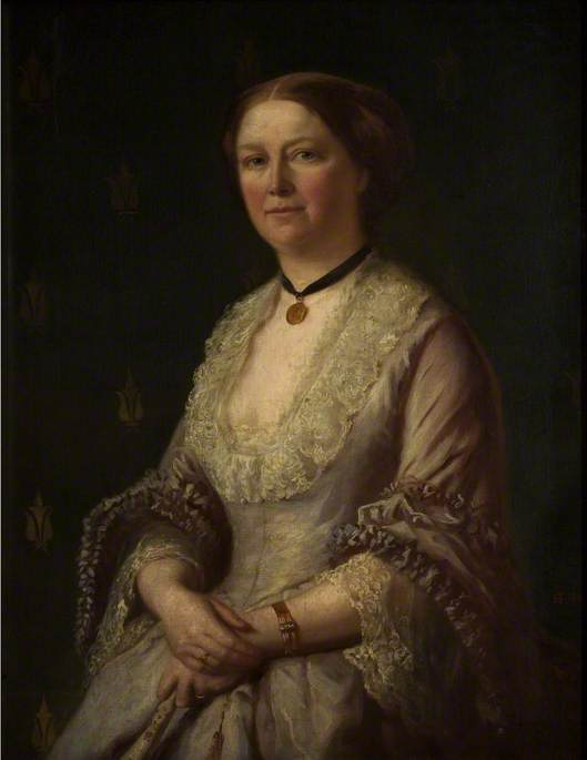 Georgiana Sophia Knyfton