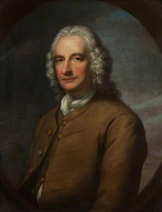 Ralph Allen (1694–1764), President and Benefactor