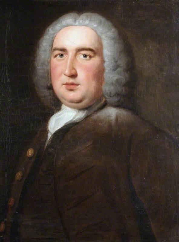 Mr John Morris, First Apothecary
