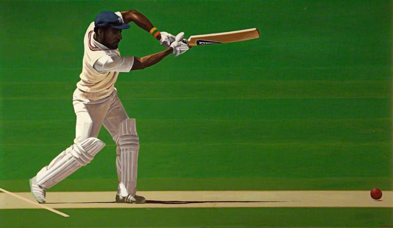 Viv Richards (b.1952)