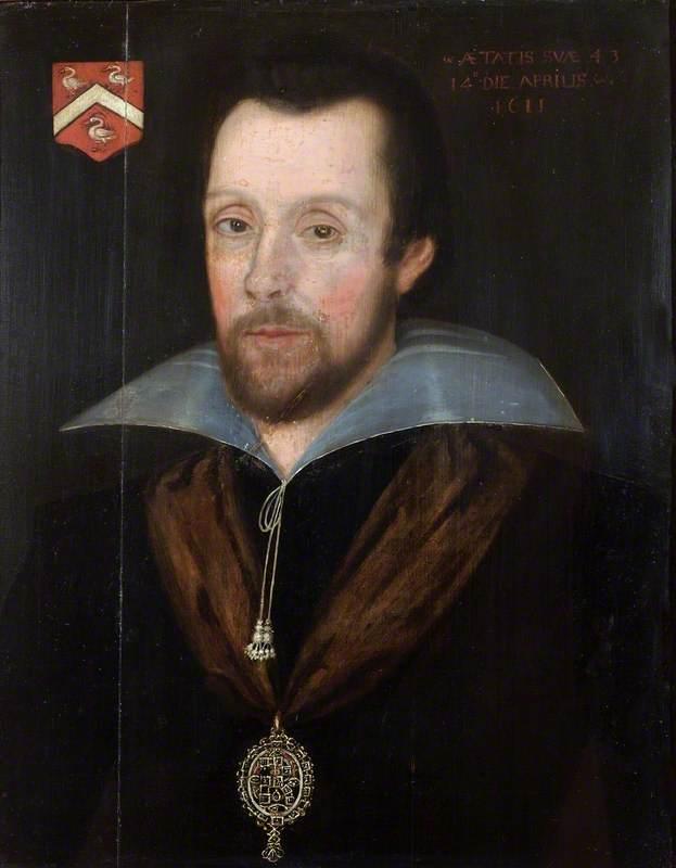 Thomas Lyte of Lytes Cary (1568–1638)