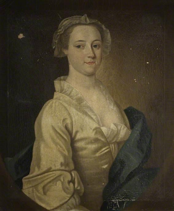 Hannah Ellis, Mrs Joseph Metford (1722–1798)
