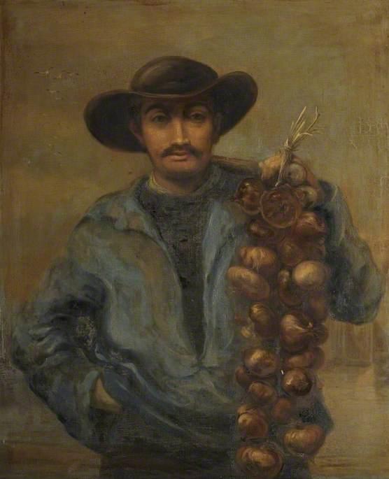 A Taunton Onion Seller