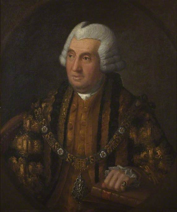 Frederic, Lord North (1732–1792), 2nd Earl of Guilford