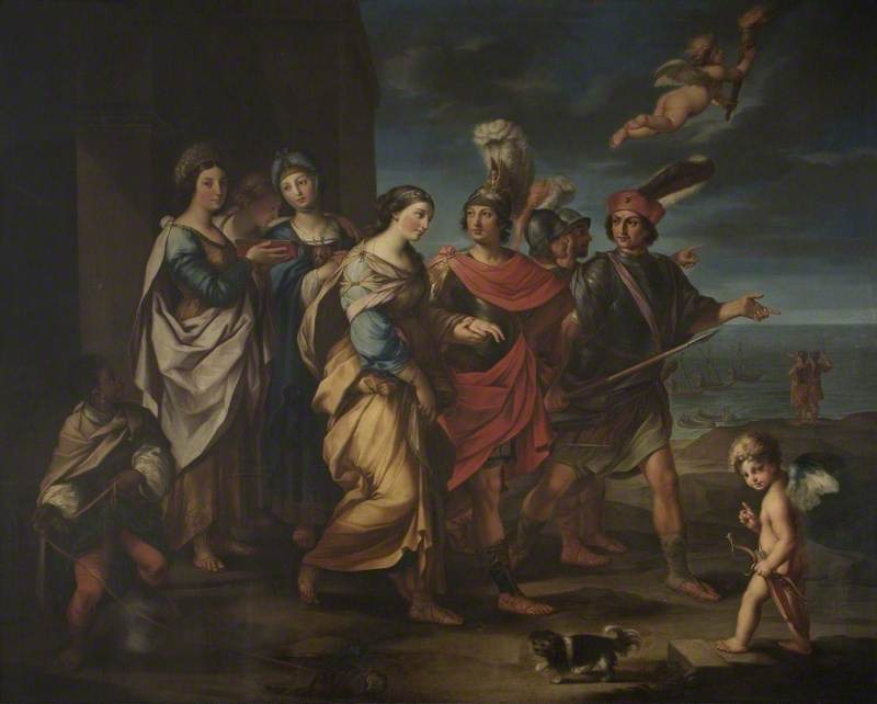 The Rape of Helen