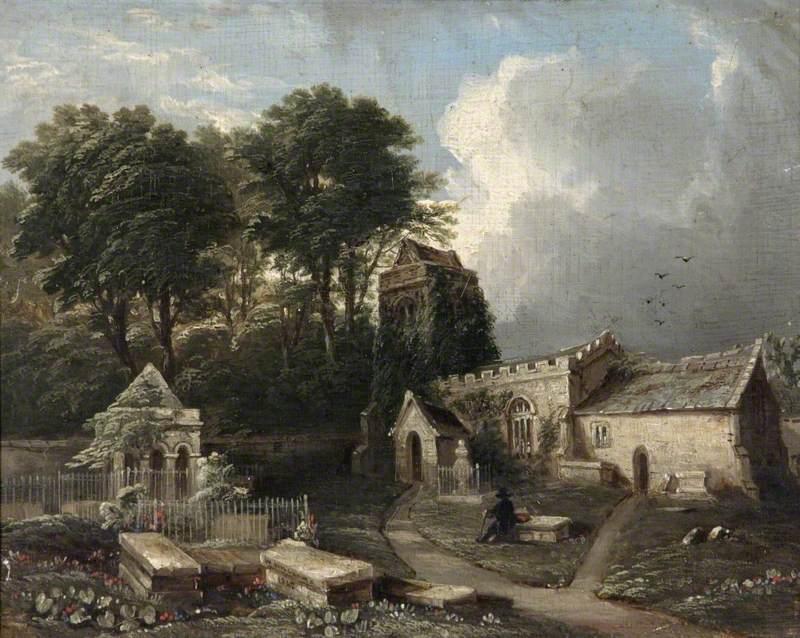 Claverton Church, near Bath