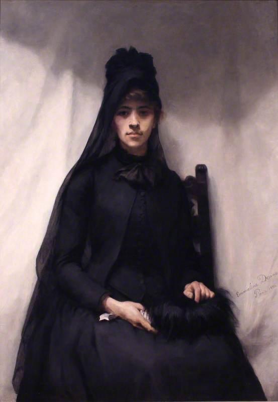 Anna Bilinska (1857–1893)