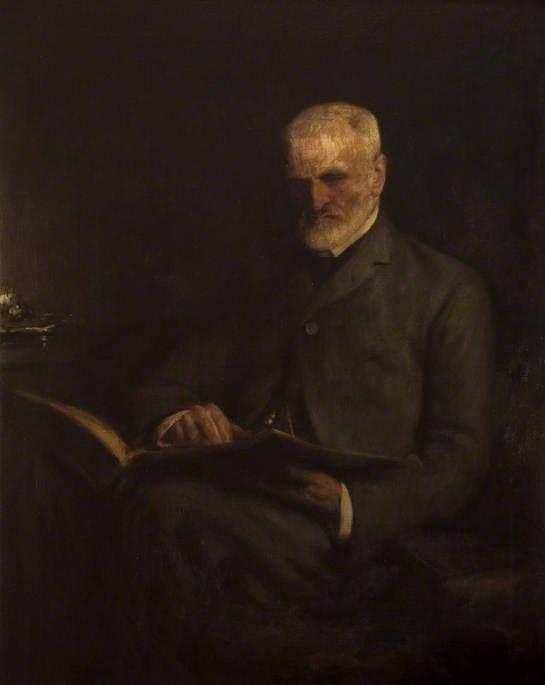 T. H. M. Bailward Esq. (1844–1913), JPCC