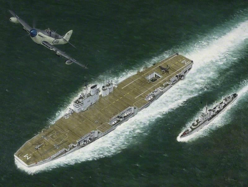 HMS 'Malta'