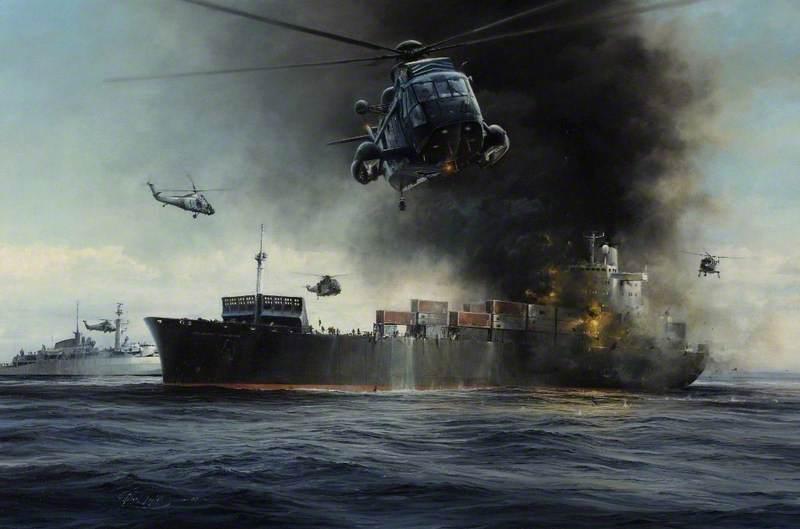 Sea King Rescue