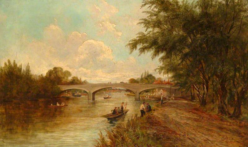 Staines Bridge, Surrey