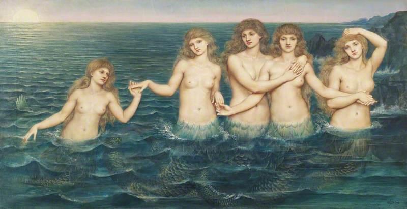 The Sea Maidens