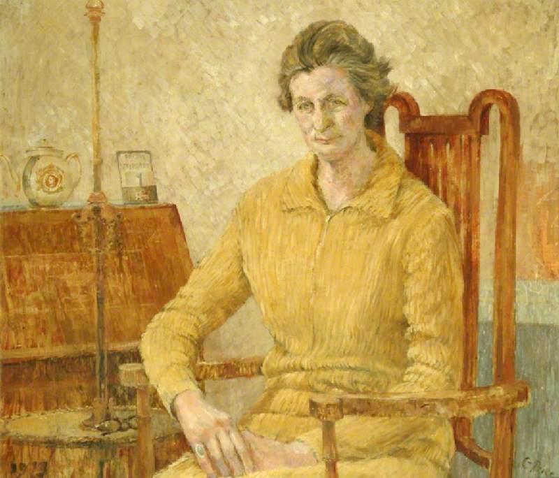 Ruth Chaplin, OBE, in Retirement