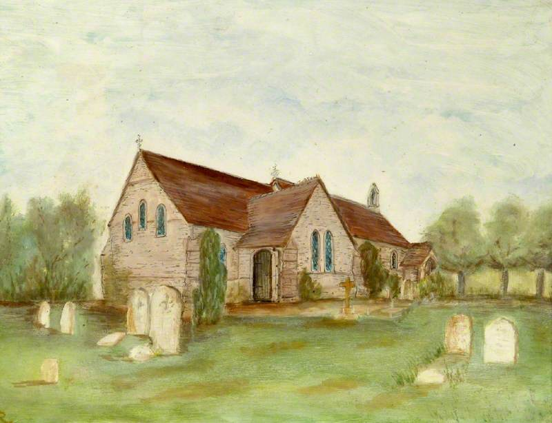 Old Bourne Church