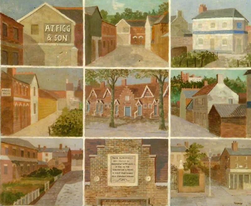 Pictures of Farnham, Surrey