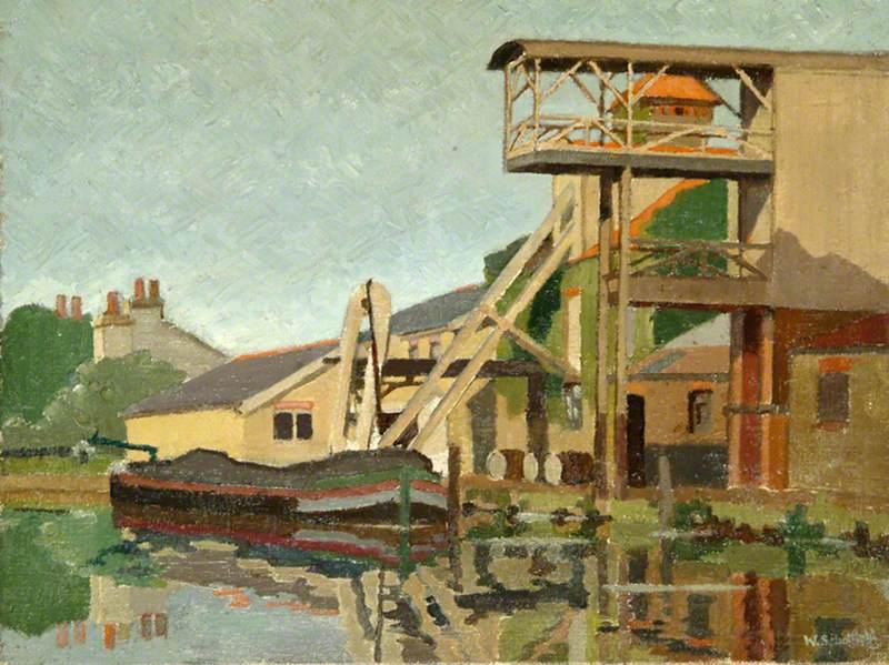 The Oil Mills, Weybridge, Surrey