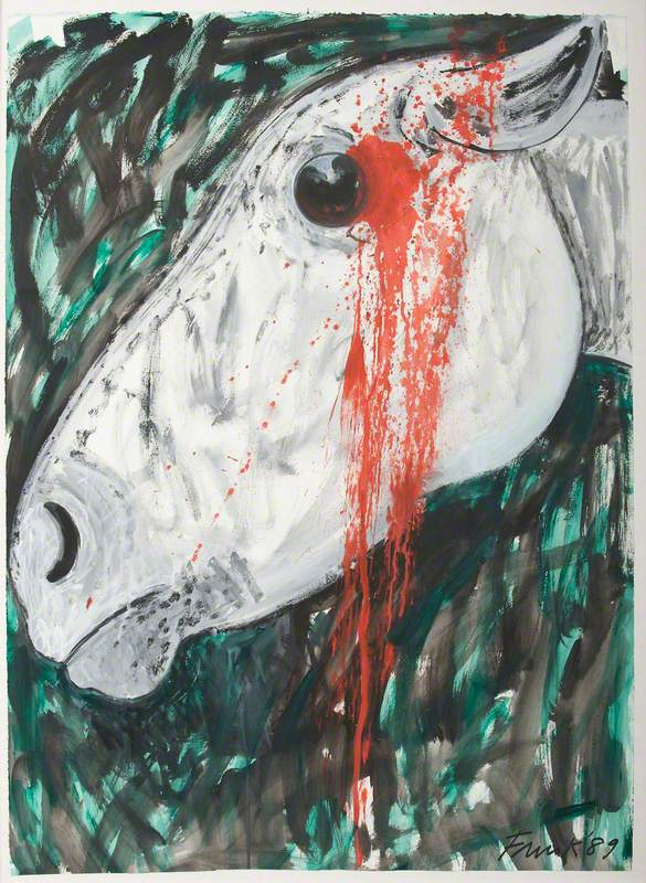 Wounded Horse