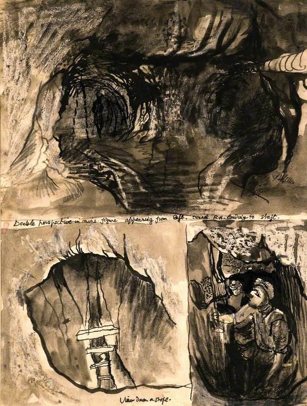 Tin Mine, Various Aspects