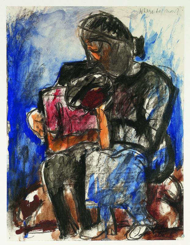 Josef Herman: the Polish painter who found himself in Wales | Art UK