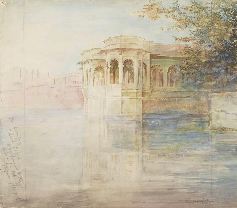 India: The Udaipur Island Palace