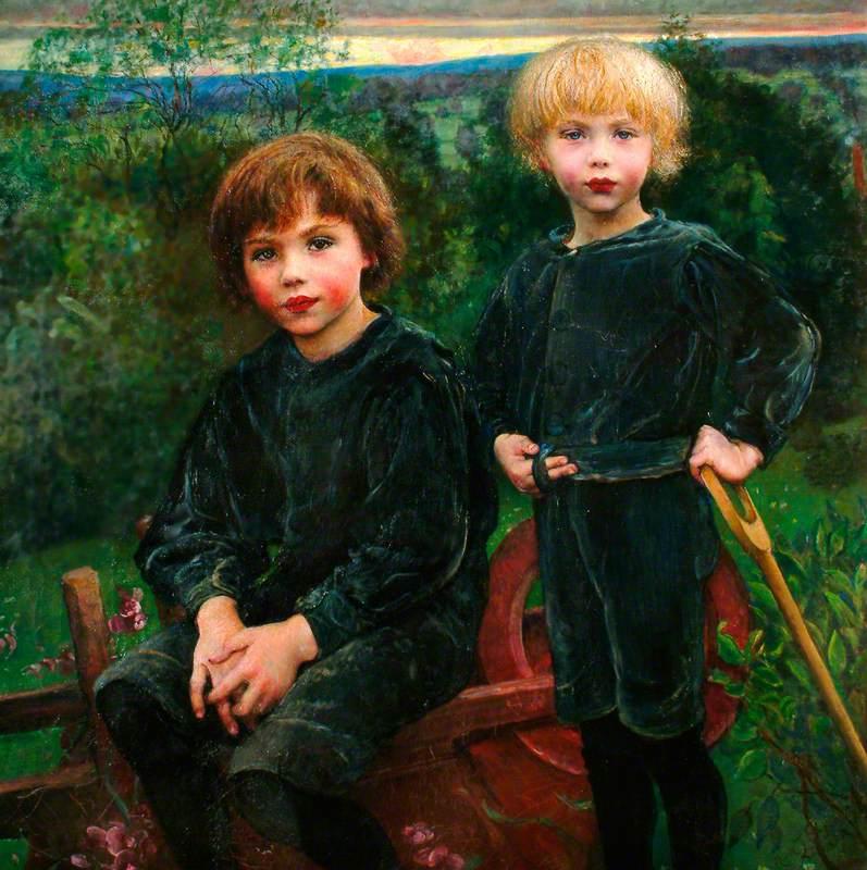 Geoffrey and Christopher Herringham