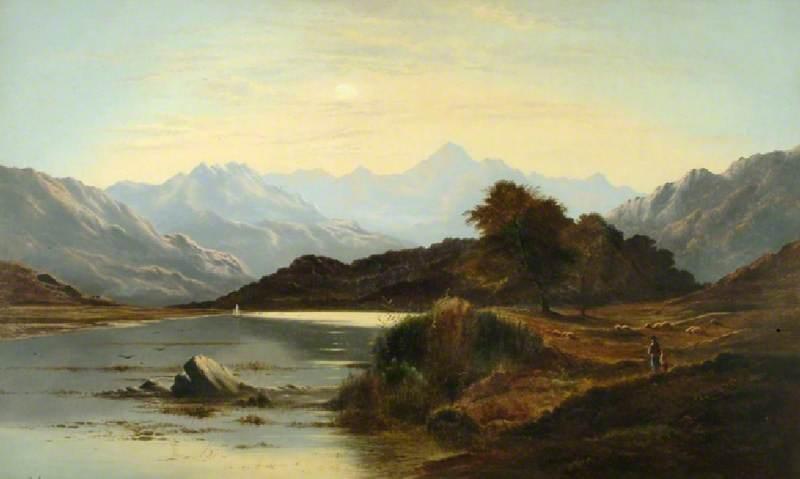 Loch Katrine, Ellen's Isle